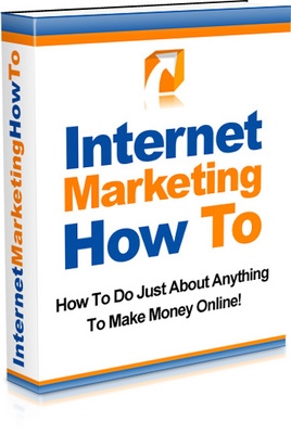 Product picture Internet Marketing How To- How To Make Money Online